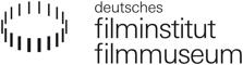 Logo Deutsches Filminstitut Filmmuseum